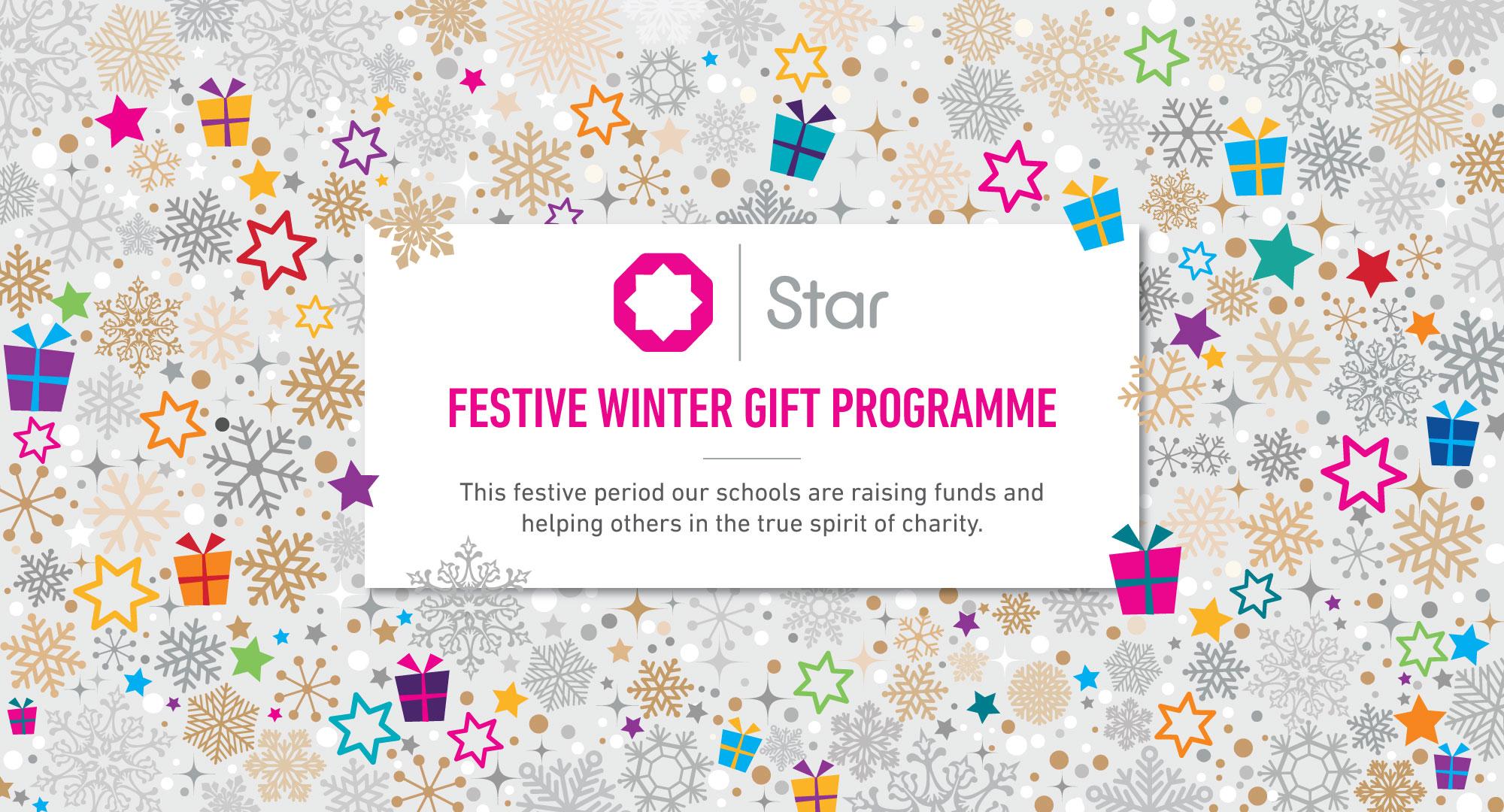 Star Academies Festive Winter Gift